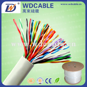 25 Pair Cat5 UTP Telephone Cable, LAN Cable