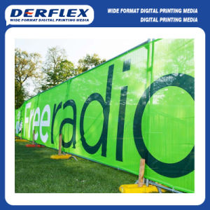 440g PVC Matt/Glossy Frontlit/Backlit Flex Banner Rolls Printing Canvas Flex Vinyl pictures & photos