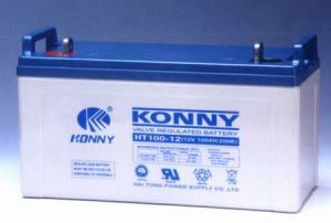 12V 100AH Battery (HT100-12)