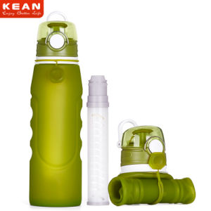 Best Of Collapsible Water Bottle with Filter