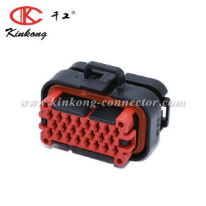 China Waterproof 23 Way Automotive Connector