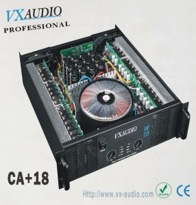 High Quality PRO Sound High Power Amplifier (CA+18) pictures & photos