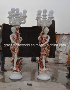 Nice Marble Light Sculpture pictures & photos