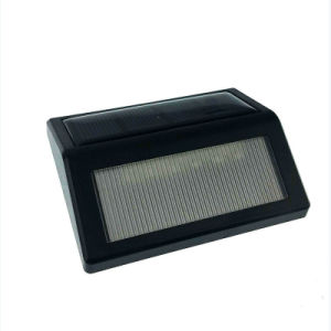 Solar Powered LED Wall Light with Motion Sensor pictures & photos