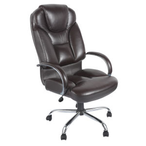 American Office Executive Chair With Bonded Leather Or Pu Upholstered