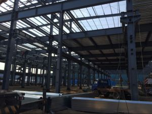 Light Weight Steel Structure Building pictures & photos