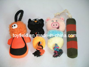 Rope Toy Pet Embroidery Rope Dog Toy pictures & photos