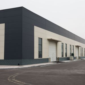 Steel Workshop Buildings Warehouse with 8% Discount