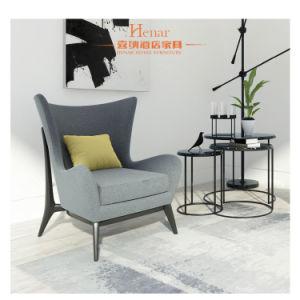 Hotel Reclining Linen Sofa Chair