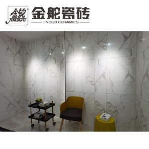China Daltile Showroom 60x90cm White Marble Ceramic Wall And Floor Tile China Wall Tile Porcelain Tile