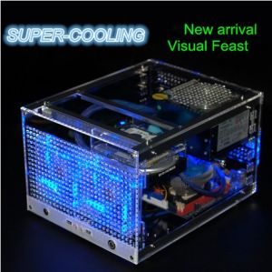 China Qdiy Pc C670 Cool Fighter Super Cooling Personalized
