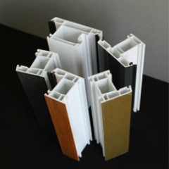 PVC Profile - PVC Coextrusion Colorful Profiles
