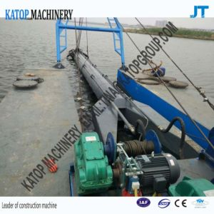 Cutter Suction Dredge 10 Inch Sand Dredge pictures & photos