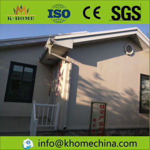 Heat Insulated Steel Frame Prefabricated Homes pictures & photos