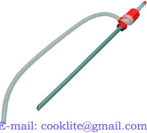 Plastic Siphon Hand Pump for 55 Gallon Drums (GT129-1) pictures & photos
