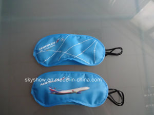 Transfer Printing Travel Eye Mask pictures & photos