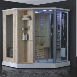 CE Approved Sauna Steam House (RY-8003) pictures & photos