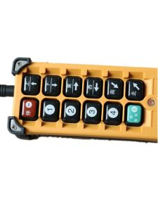 Portable Industrial Crane Wireless Radio Remote Control (F23-BB) pictures & photos