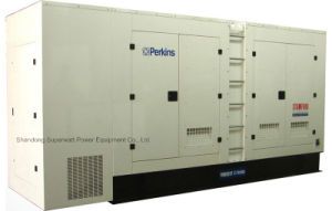 800kVA Perkins and Cummins and Kubota OEM Waterproof Generator