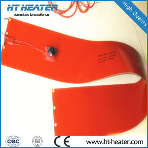 220V Silicone Rubber Plate Heater pictures & photos