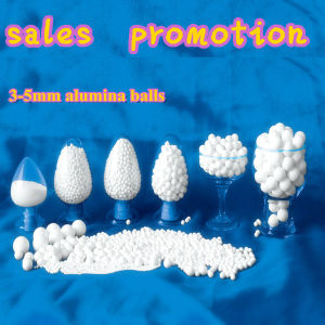 92% 95% Al2O3 High Density Alumina Grinding Ball pictures & photos