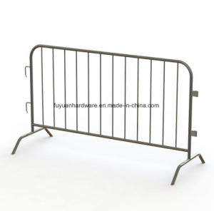 V Type Foot Hot DIP Galvanized Crowd Barrier pictures & photos