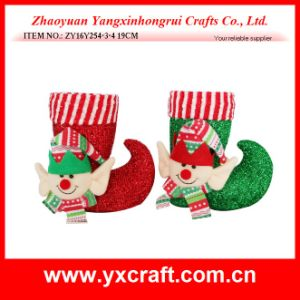 Christmas Decoration (ZY14Y514-1-2) Christmas Clown Toy pictures & photos