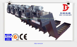 Scrap Iron Wood Chip Conveyor with Saving Energy and High Efficiency