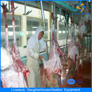 Livestock Sheep Goat Slaughtering Machine Abattoir Equipment