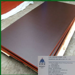 Marine Plywood for Construction with WBP Glue pictures & photos