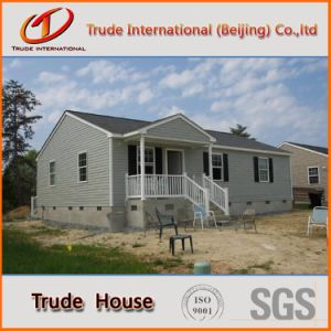 Customized Light Steel Frame Mobile/Modular/Prefab/Prefabricated Living House pictures & photos