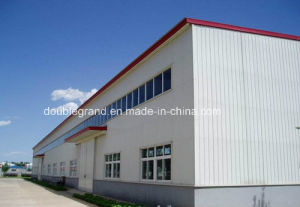 Long&Large Span Steel Structure Building/Workshop/Warehouse pictures & photos