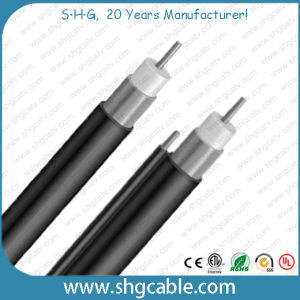 CATV Trunk Cable 75 Ohm Coaxial Cable Qr540 pictures & photos