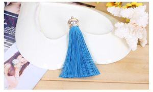 Wholesale More Color for Choice Metal Top Tassel for Decoration pictures & photos
