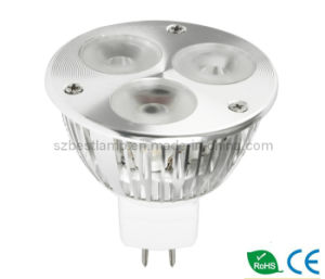 LED Lamp 9W MR16 with 405 Lumens pictures & photos