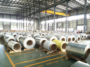 0.2mm-0.8mm 1000mm 1200mm PPGI PPGL Prepainting Galvanized Steel Coil pictures & photos