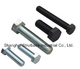 Hex Bolts DIN 931 / 933 Hexagonal Head Bolts pictures & photos