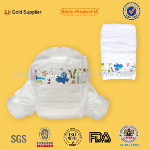 Wholesale OEM Disposable China Baby Diaper (F-Eco) pictures & photos