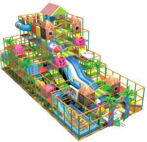 Kids Indoorplayground Indoor, Kids Entertainment Equipment pictures & photos