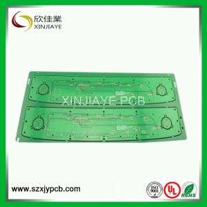 Double-Side PCB, Multilayer PCB with HASL Finish pictures & photos