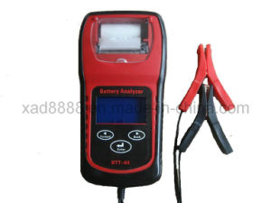 Battery Analyzer & Tester with Printer Battery Analysis Scanner Car Repair Tools