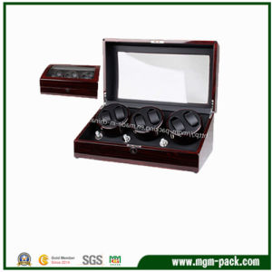 Luxury Dual Marble Printing Watch Winder pictures & photos