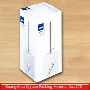 White Simple Design Paper Packing Box for Packing Medicine Box