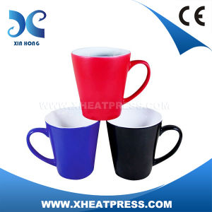 b8f13f09667 China 12oz Color Changed Ceramic Coated Mug at Low Price - China ...