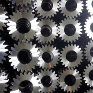 OEM Casting/Forging Bevel Gear with Machining