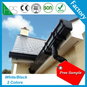 Nigeria/Kenya/Ghana/Tanzania/Zimbabwe Hot Sale PVC Gutter Plastic Water Collector pictures & photos