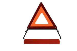 Emergency Tool for Car Warning Triangle