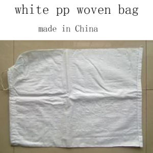100% Virgin PP White Bulk Bag Export to Poland