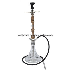 High Quality Wooden Narghile Smoking Pipe Shisha Hookah pictures & photos