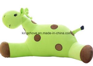 60cm Lovely Giraffe Stuffed Pillow Toys (KCQ40 Green)